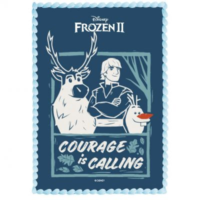 FZ2-7: Courage Is Calling!
