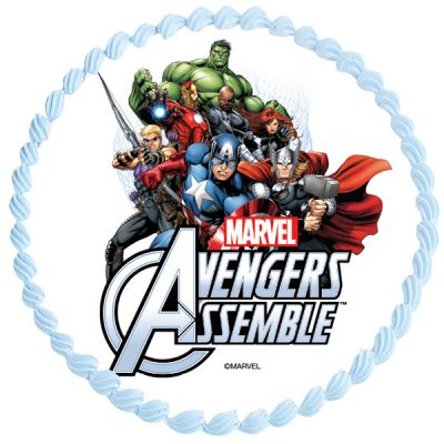 Avengers Here We Come!