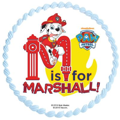 NPP - M Is For Marshall!