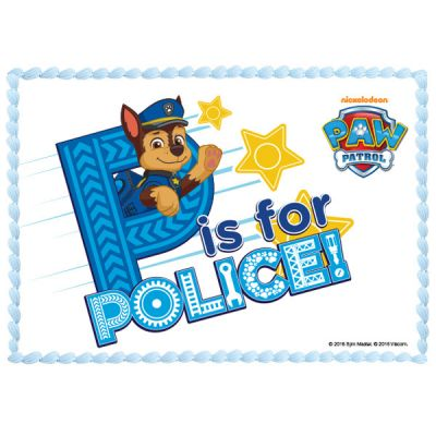 NPP - P Is For Police!
