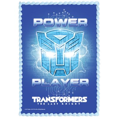 TF5 - Power Player!